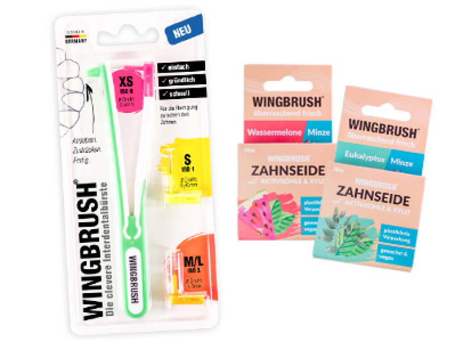 WINGBRUSH - APO DIREKT