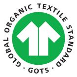 GOTS Zertifizierung Logo - APO DIRKET