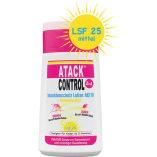 ATACK Control Insektenschutz Lotion AKTIV + LSF 25  - APO DIREKT