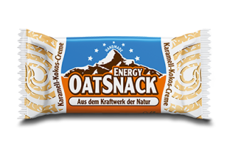 OATSNACK Energy Karamell Kokos - APO DIREKT