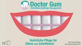 Doctor Gum Zahnfleischpflege Kaugummi - APO DIREKT