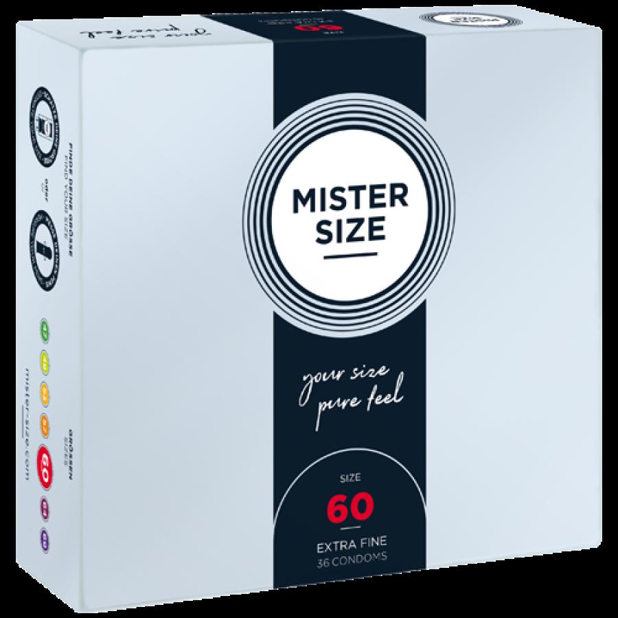 MISTER SIZE 60 36 Kondome - APO.DIREKT