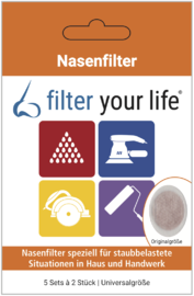 Filter Your Life® für Handwerker - APO DIREKT
